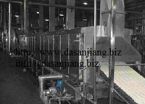 Instant Noodle Production Line - Steamer