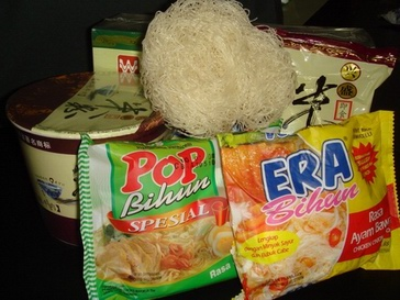 Products of our rice vermicelli line