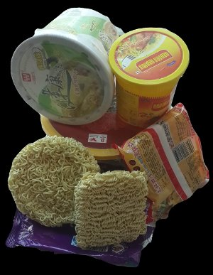 Products of Instant Noodle Production Line
