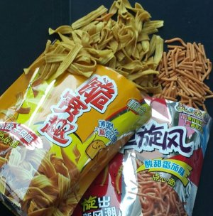 Snack Noodle Line - Products